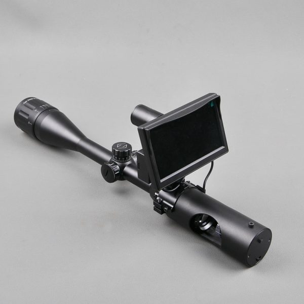 Hunting Scope with Digital Screen 2