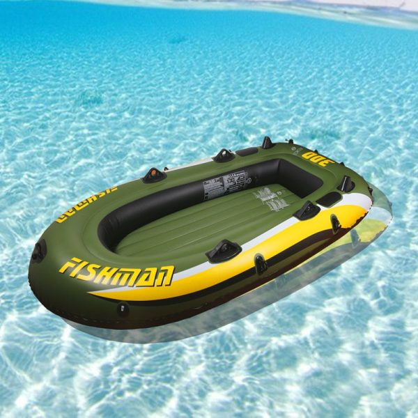 Inflatable Boat Outdoor Water Sports 1