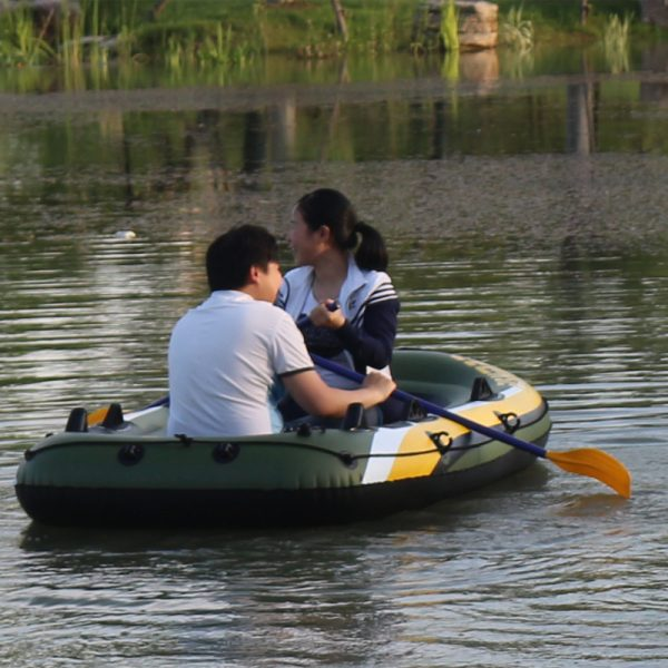 Inflatable Boat Outdoor Water Sports 3