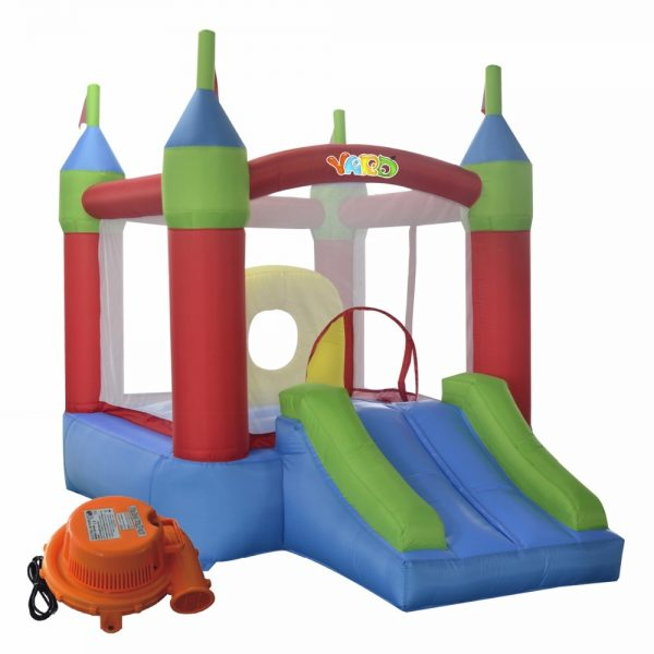 Inflatable Bounce House Jumping Castle 4