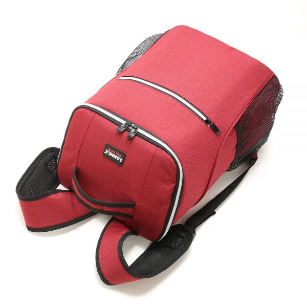 Insulated Backpack Cooler Thermal Bag 3