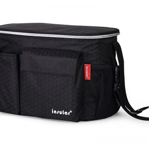 Insulated Cooler Bags Stroller Bag