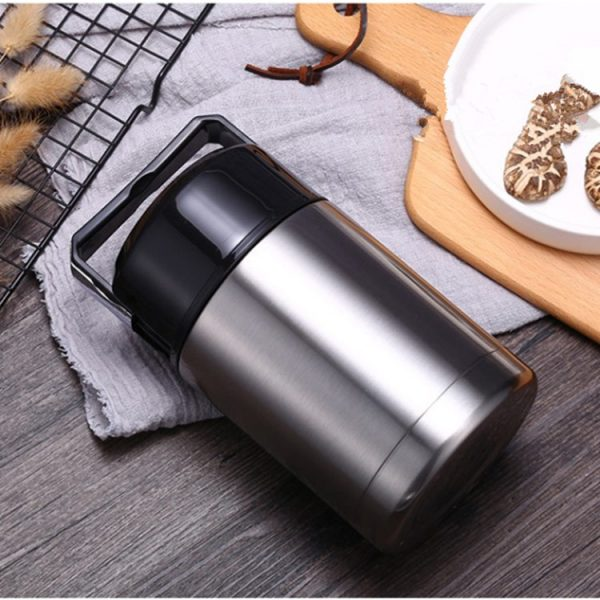 Insulated Food Jar Stainless Steel Flask