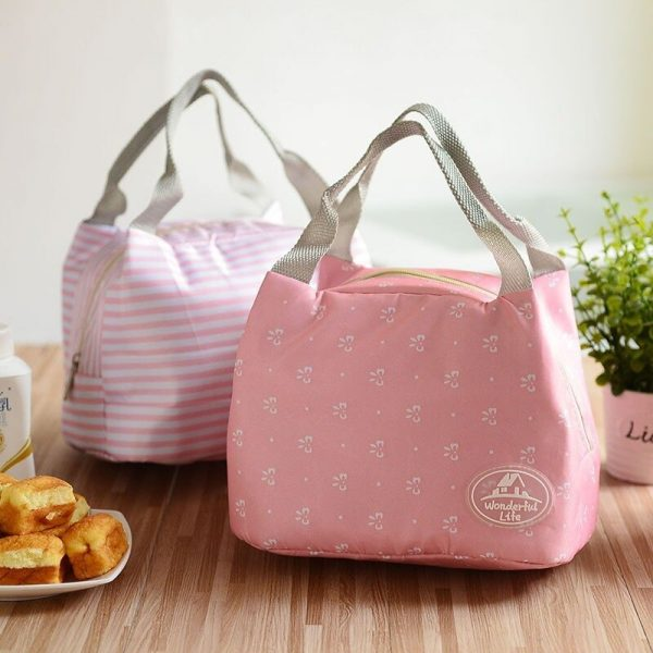 Insulated Lunch Bag For Women Thermal Bag 1