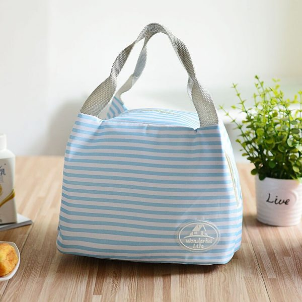 Insulated Lunch Bag For Women Thermal Bag 2