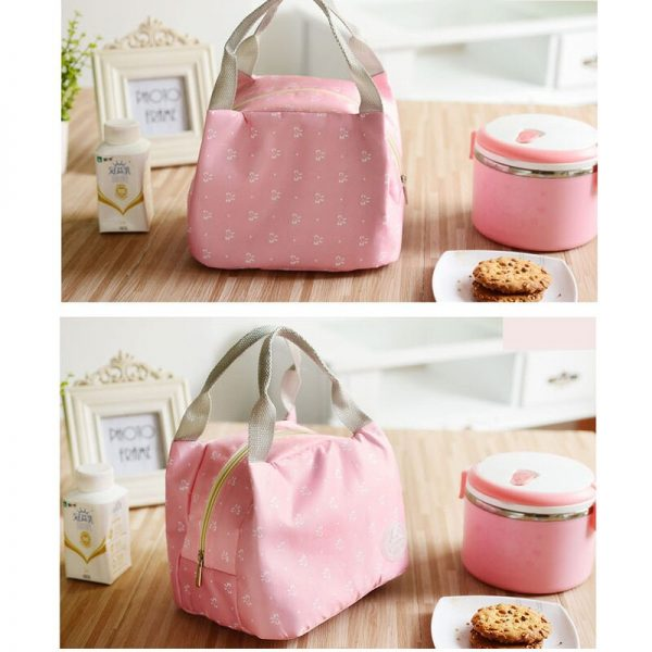Insulated Lunch Bag For Women Thermal Bag 4