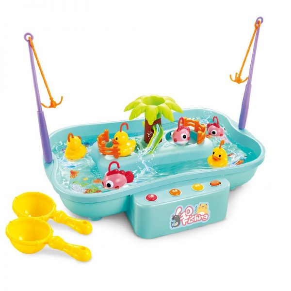 Interactive Fishing Toys for Kids 2
