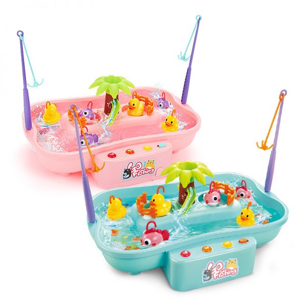 Interactive Fishing Toys for Kids 3
