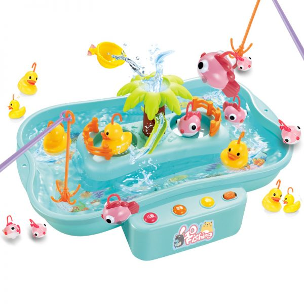 Interactive Fishing Toys for Kids 4