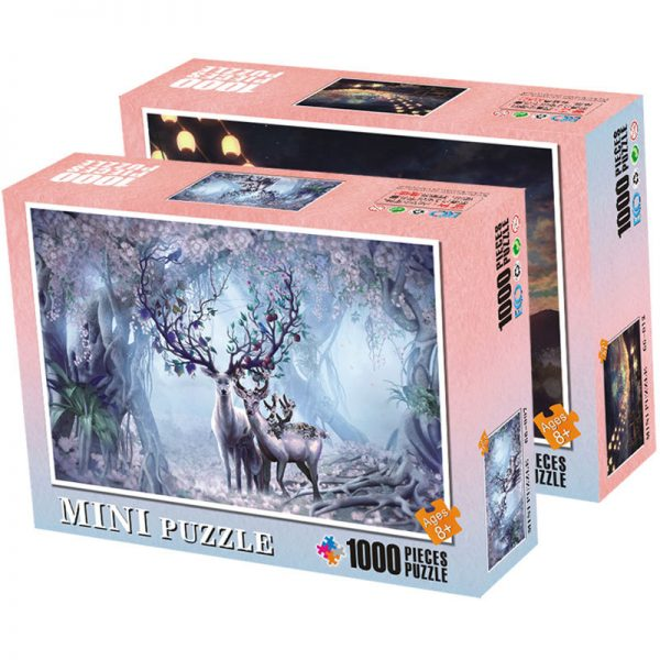 Jigsaw Puzzles for Adults 1000 Pieces 1