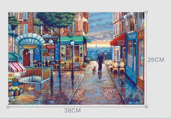 Jigsaw Puzzles for Adults 1000 Pieces 4
