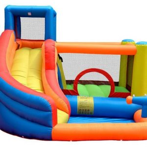 Kids Bouncer Inflatable Outdoor Play Castle