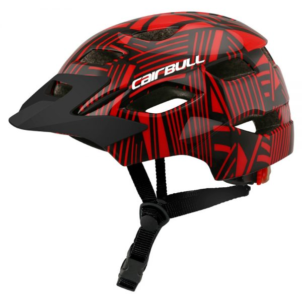 Kids Cycle Helmet with Tail Light 1