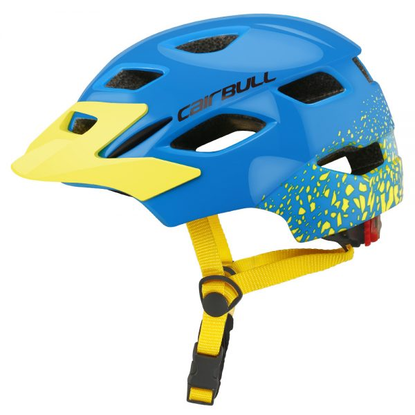 Kids Cycle Helmet with Tail Light 2