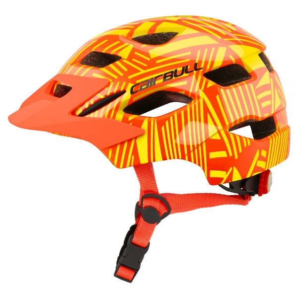 Kids Cycle Helmet with Tail Light 4