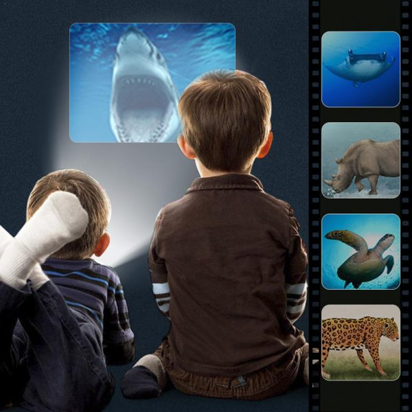 Kids Projector Storybook Torchlight 1