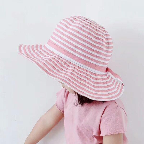 Kids Sun Hat Beach Summer Cap 1