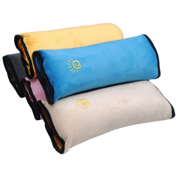 Kids Travel Pillow Safety Pad