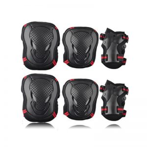 Knee Pads and Elbow Pads Set