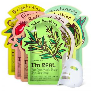 Korean Face Mask Skin Care Products