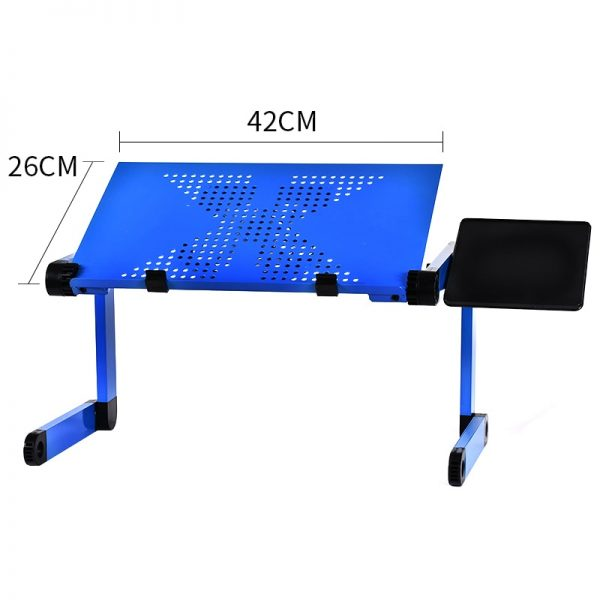 Laptop Table For Bed Portable Stand Desk 4
