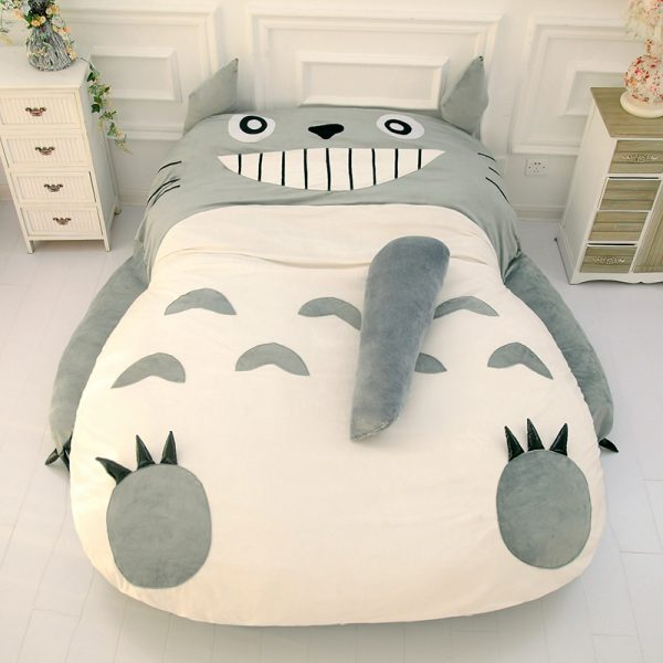 Lazy Bed Couch Tatami Mattress Chinchillas Lengthened Thickened Bed 2