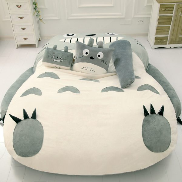Lazy Bed Couch Tatami Mattress Chinchillas Lengthened Thickened Bed