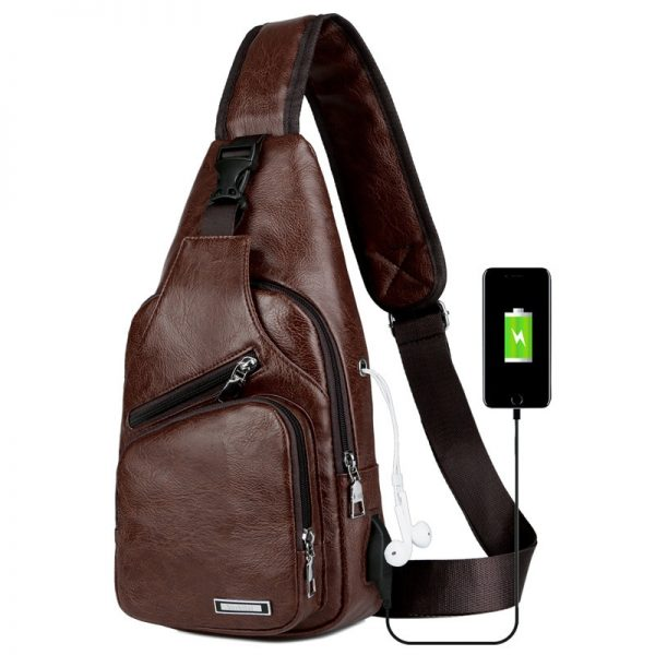 Leather Bags for Men Man Purse 1