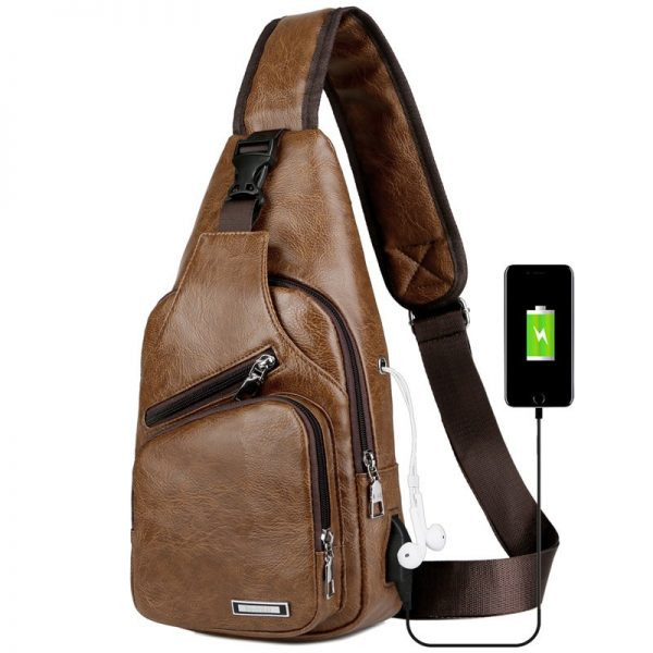 Leather Bags for Men Man Purse 2