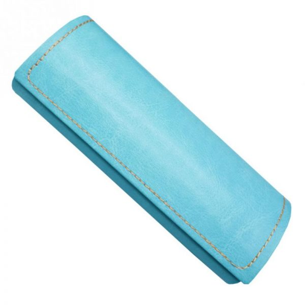 Leather Glasses Case Waterproof Case 4