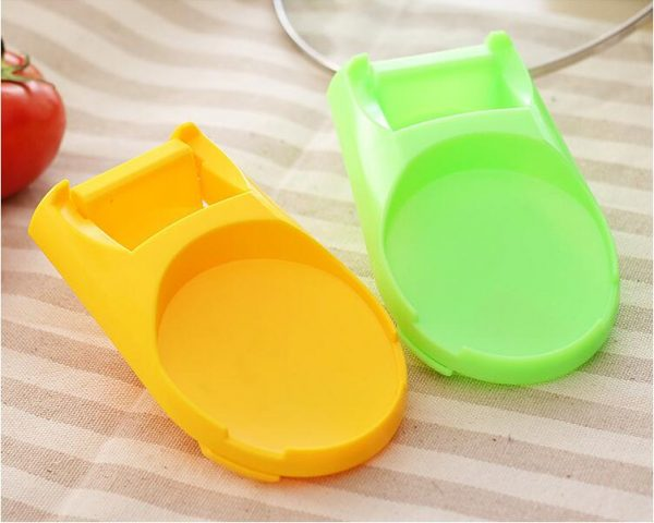 Lid Holder Pot Cover and Ladle Stand 2