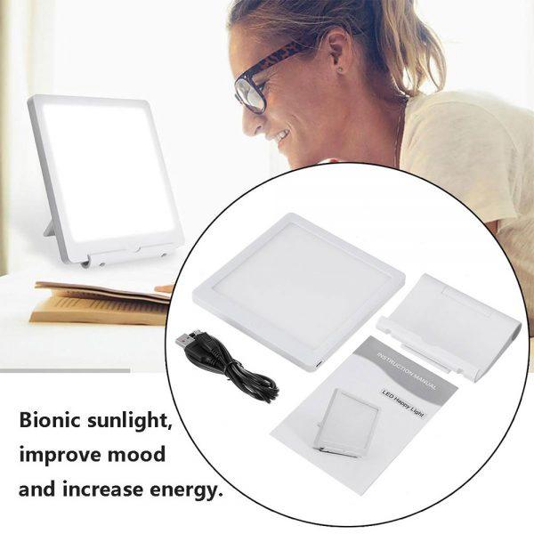 Light Therapy Lamp Mood Booster 3