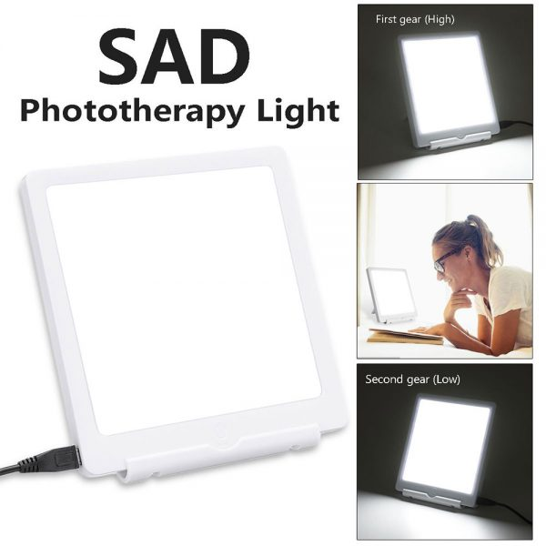 Light Therapy Lamp Mood Booster