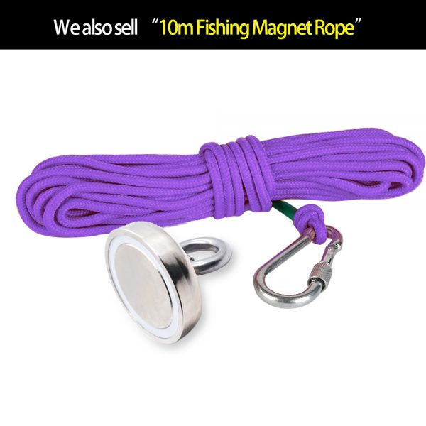 Magnet Fishing Magnets Powerful Magnetic Tool 4