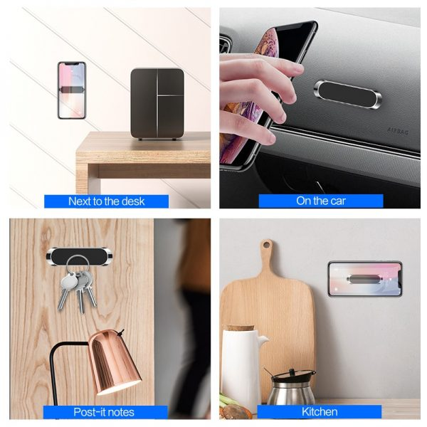 Magnetic Cell Phone Holder For Car Dashboard 1