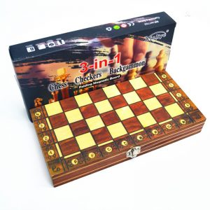 Magnetic Chess Board Foldable Game Set