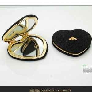Makeup Mirror Double-Sided Folding Mirror