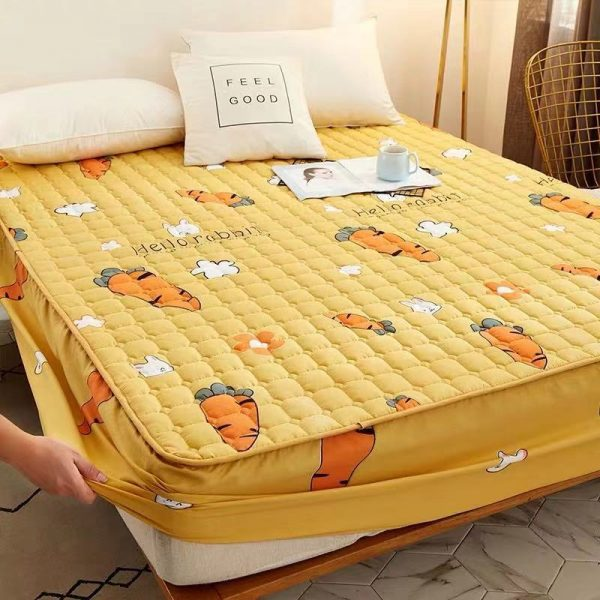 Mattress Cover With Cute Print