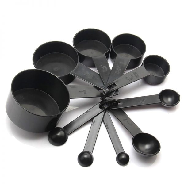 Measuring Cups amp Spoons Kitchen Tool 10pcs 1