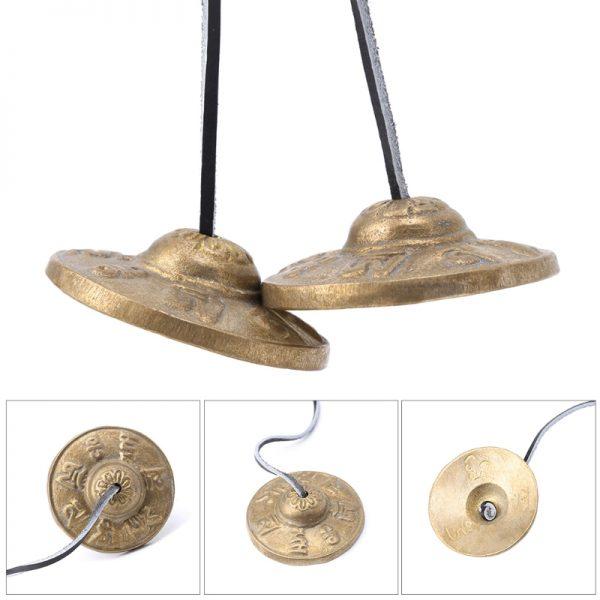 Meditation Bell Tingsha Cymbals