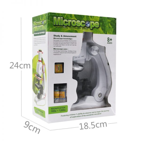 Microscope for Kids Science Learning Tool 2