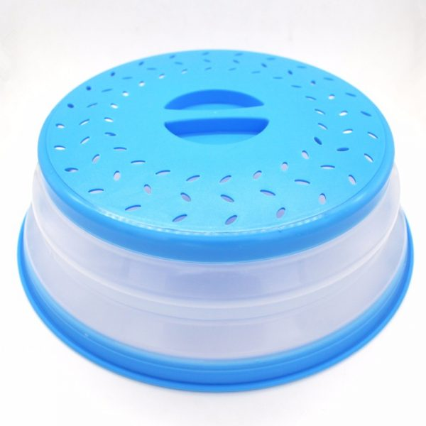 Microwave Cover Collapsible Oven Lid 2