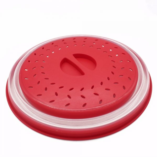 Microwave Cover Collapsible Oven Lid 3
