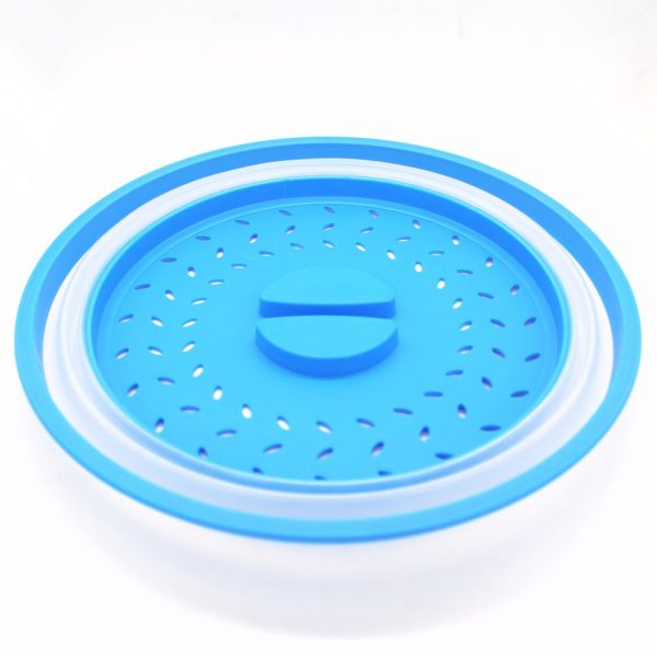 Microwave Cover Collapsible Oven Lid 4