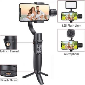 Mobile Phone Gimbal Video Stabilizer