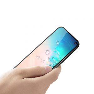 Mofi 2.5D Curved Edge AGC Tempered Glass Screen Protector For Samsung Galaxy S10e Full Screen Film
