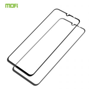 Mofi for POCO M3 Front Film 3D Curved Edge 9H Anti-Explosion Anti-Fingerprint Full Coverage Tempered Glass Screen Protector