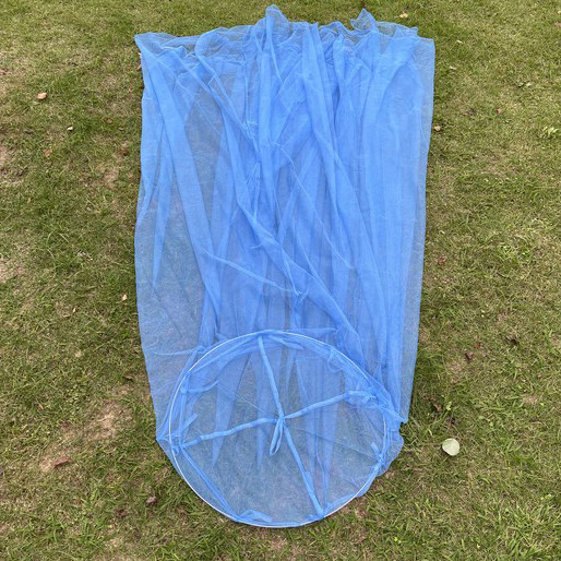 Mosquito Net Curtain Repellent Tent Insect Circular 1.5m bed 1