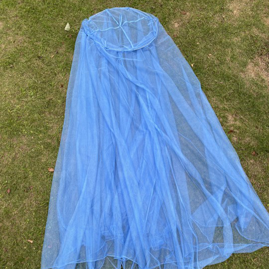 Mosquito Net Curtain Repellent Tent Insect Circular 1.5m bed 2
