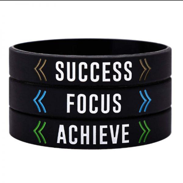 Motivational Bracelet Inspirational Sport Bracelet